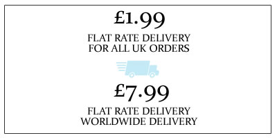Flat-Rate Low Cost Shipping